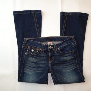 True Religion Joey Jeans | Dark Wash | EUC | 28